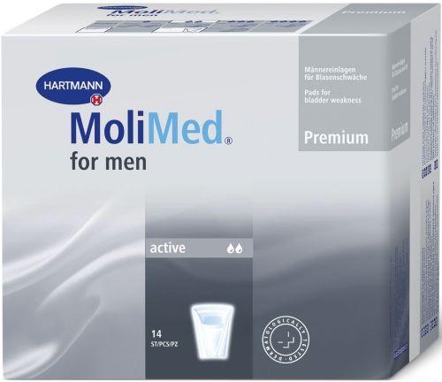 Hartmann Molimed for Men Active (ancien Confiance For Men Active)