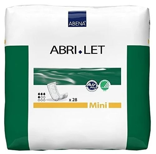 Abena Abri Let Mini 14 x 39 Intraversable