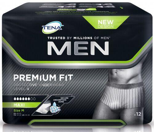 Tena Men Medium Premium Fit